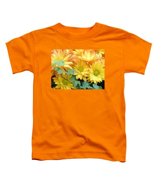 Golden Mums And Ivy Toddler T-Shirt