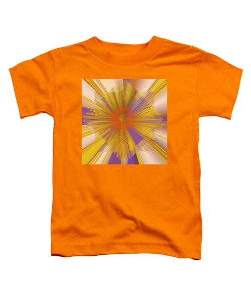 Golden Rays Toddler T-Shirt