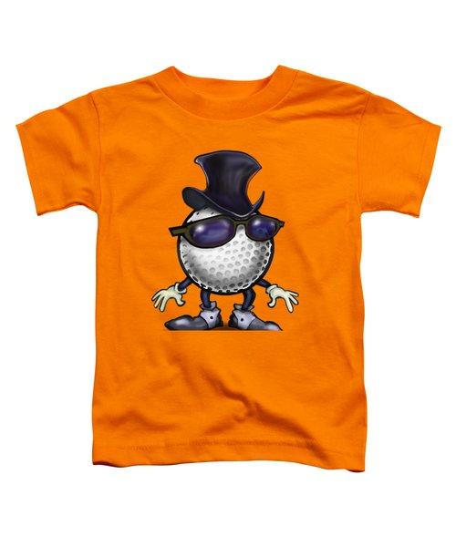 Golf Classic Toddler T-Shirt