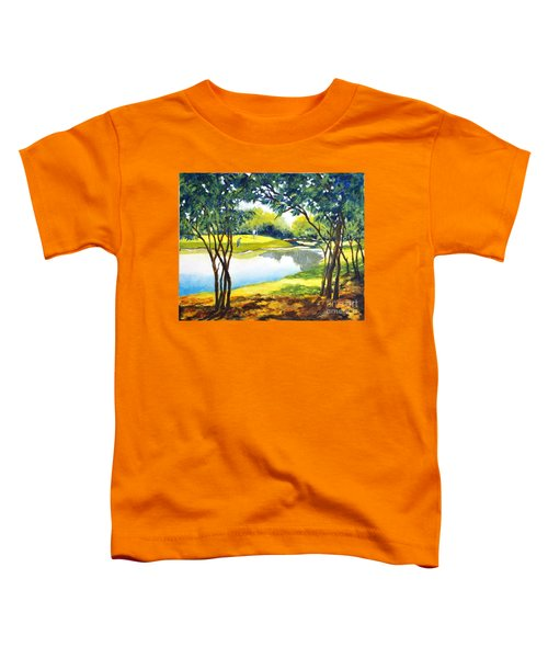 Golf Haven Toddler T-Shirt