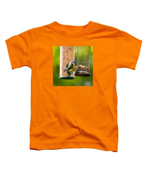 Great Tit Toddler T-Shirt