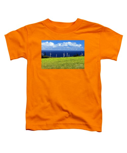 Green Energy Toddler T-Shirt
