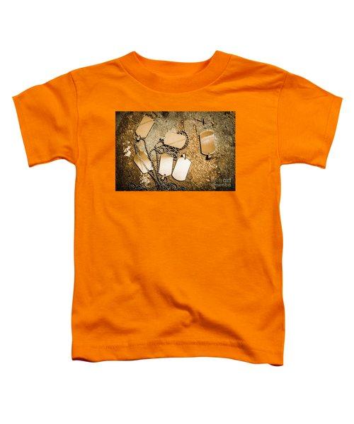 Grit Of War Toddler T-Shirt