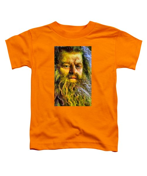 Hagrid Toddler T-Shirt