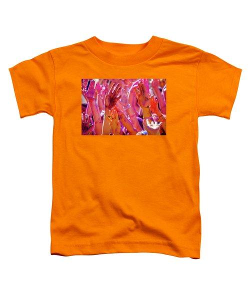 Hands Up-2 Toddler T-Shirt