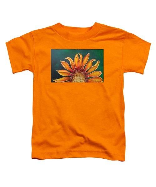 Happy Flower Toddler T-Shirt