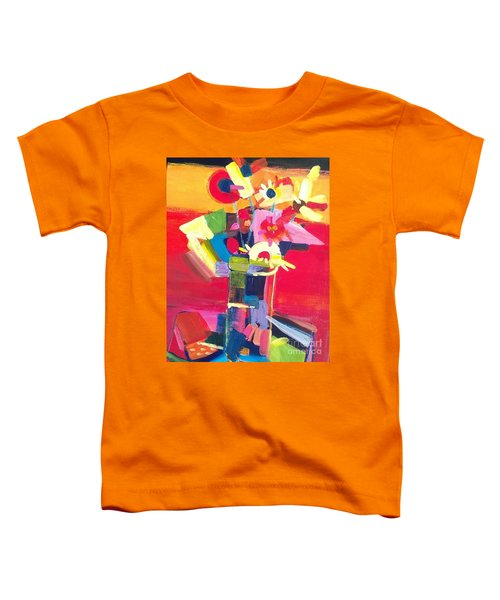 Happy Hour Toddler T-Shirt