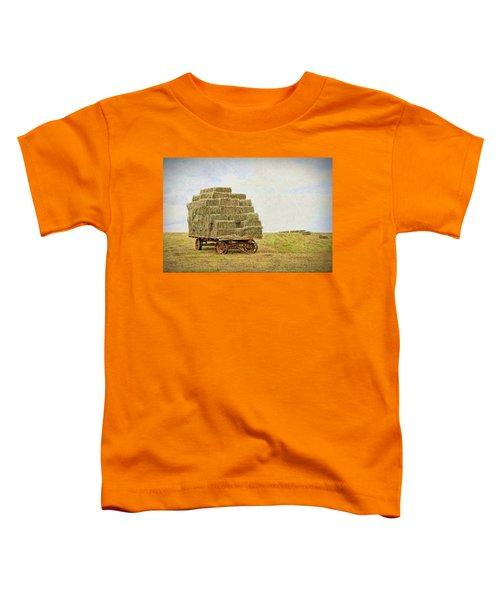 Hard Work Toddler T-Shirt