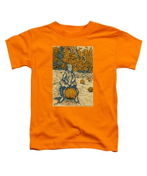 Hefty Haul Toddler T-Shirt