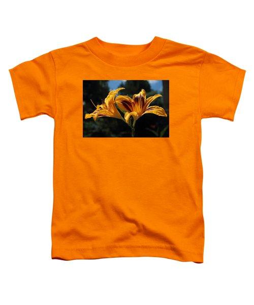 Hemerocallis Toddler T-Shirt