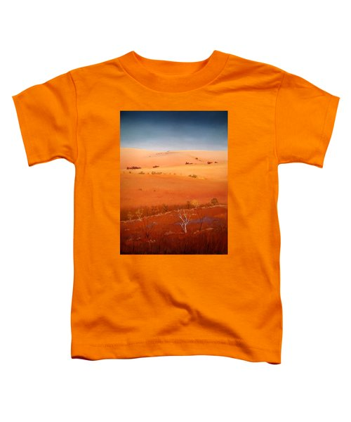 High Plains Hills Toddler T-Shirt
