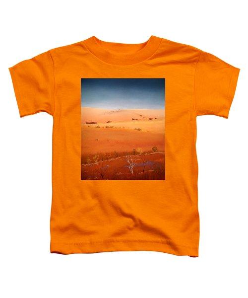 High Plains Hills Toddler T-Shirt
