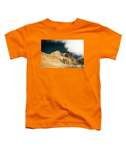 Himalayas Mountain Kailas Kora Tibet Yantra.lv Toddler T-Shirt