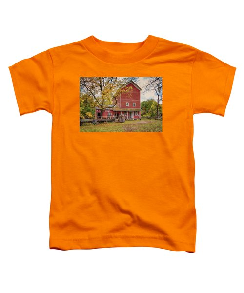 Historic Bowens Mills Toddler T-Shirt