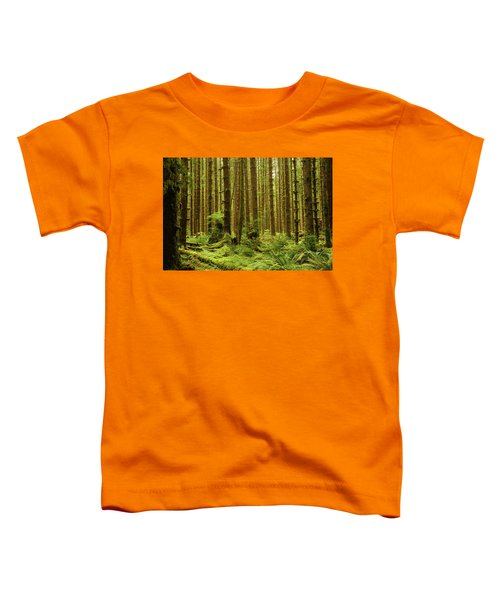 Hoh Rain Forest Toddler T-Shirt
