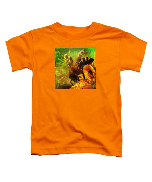 Homage To A Bee 2015 Toddler T-Shirt