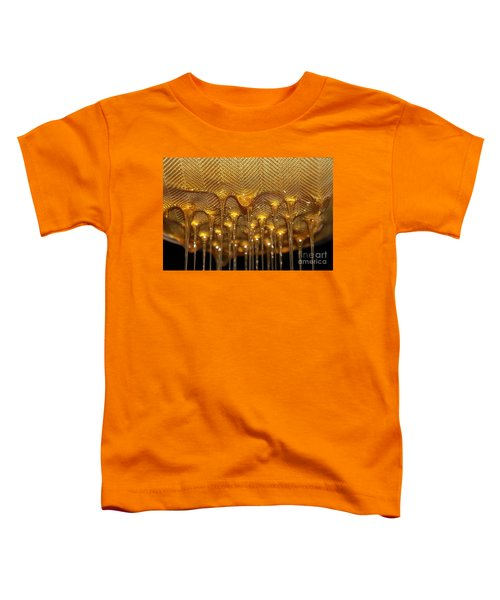 Toddler T-Shirt featuring the photograph Honey Drip by Stephen Mitchell
