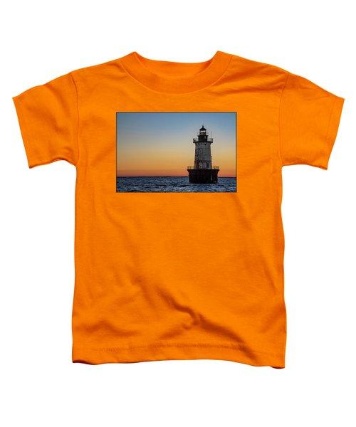 Hoopers Island Sunset Toddler T-Shirt