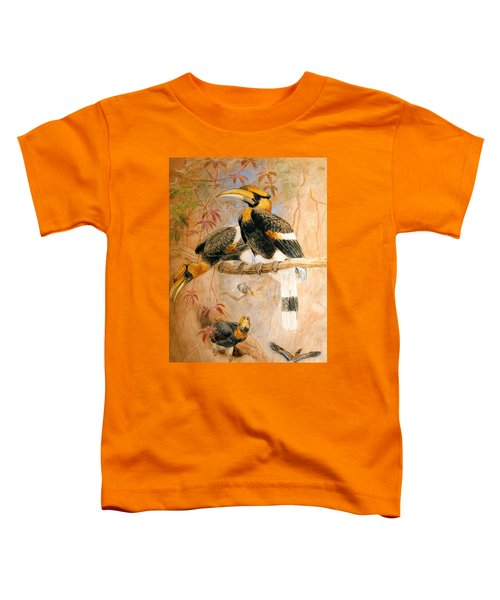 Hornbill  Toddler T-Shirt