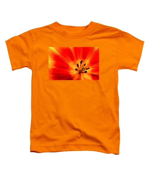 Hot Air Tulip Toddler T-Shirt