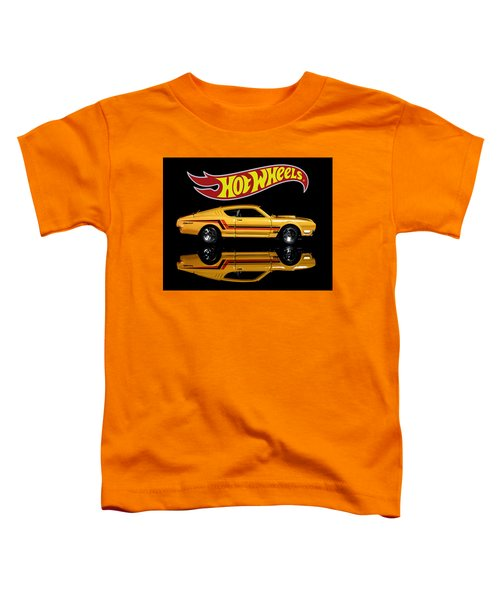 Hot Wheels '69 Mercury Cyclone Toddler T-Shirt