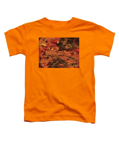 In Flames Toddler T-Shirt