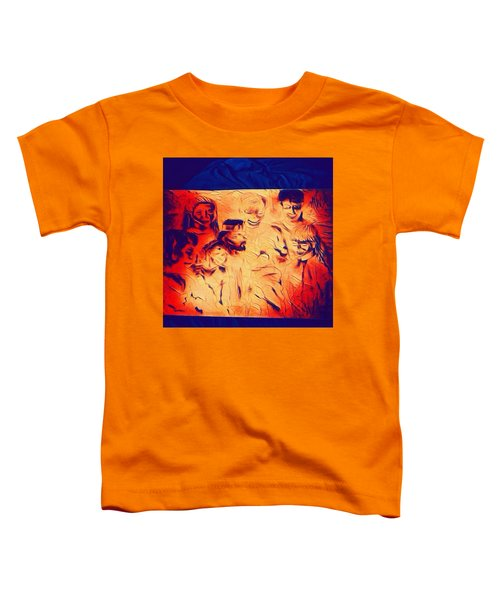 In Heaven With Jesus Toddler T-Shirt