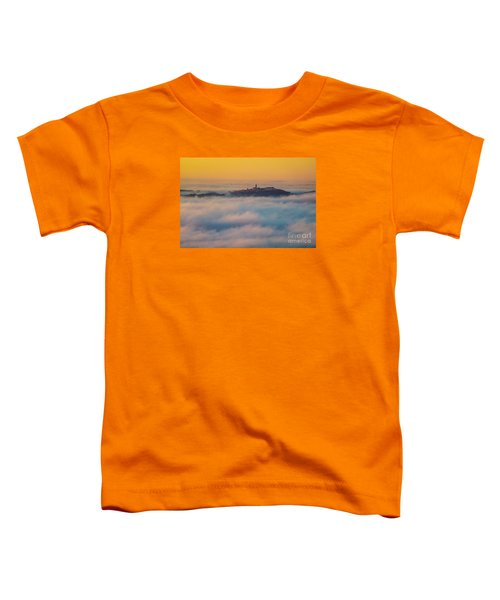 In The Mist 3 Toddler T-Shirt