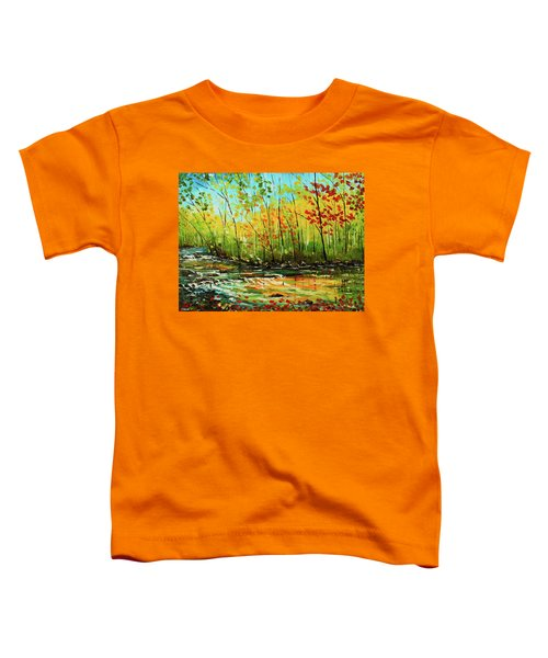 In The Woods Toddler T-Shirt