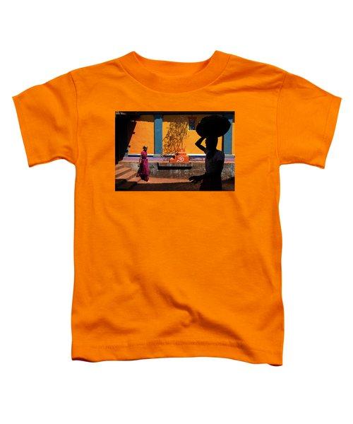 Indian Colors Toddler T-Shirt
