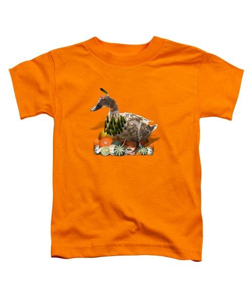 Indian Duck Toddler T-Shirt