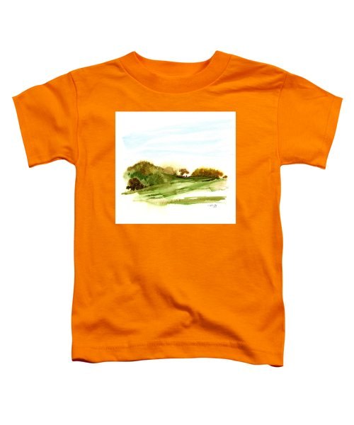 Indian Hill Groton Ma Toddler T-Shirt