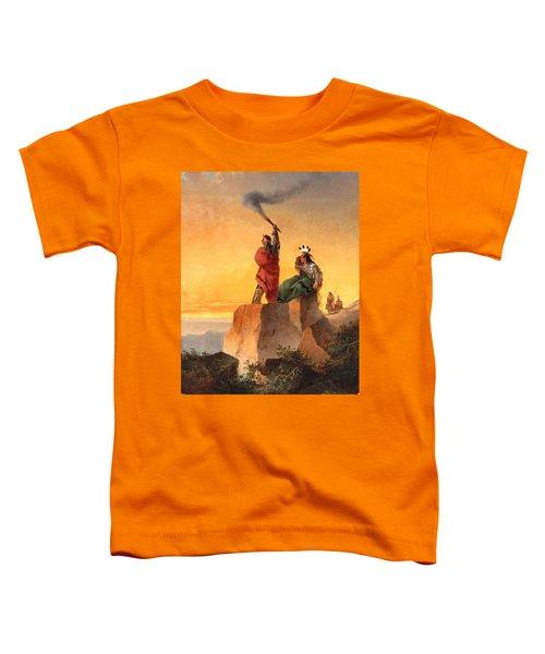 Indian Telegraph Toddler T-Shirt
