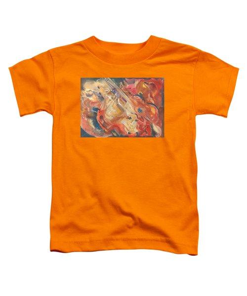 Intimate Guitar Toddler T-Shirt