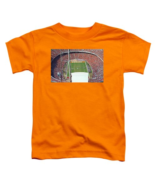 Into The Bowl Toddler T-Shirt