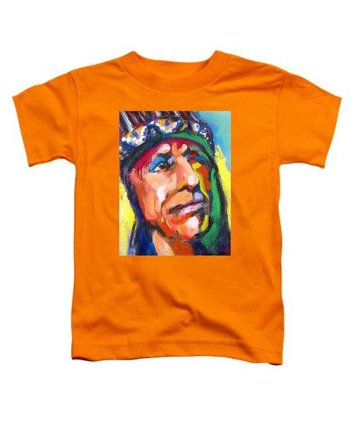 Iron Eyes Cody Toddler T-Shirt