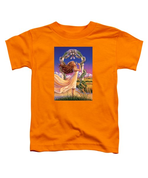 Jasmine - Sensual Pleasure Toddler T-Shirt