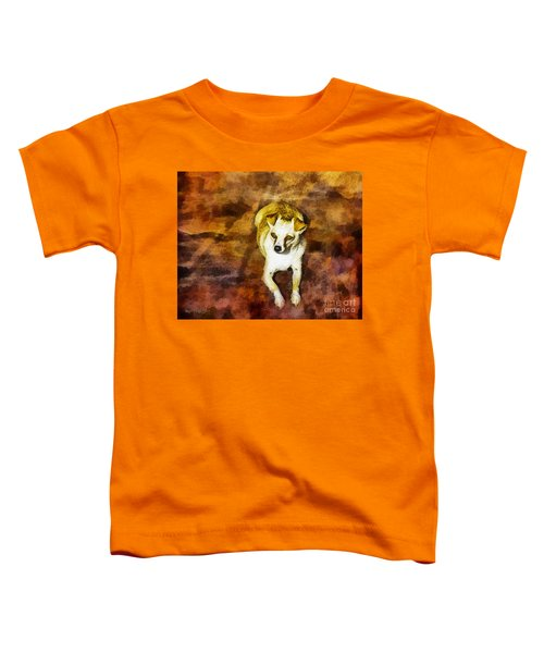 Jasper Toddler T-Shirt