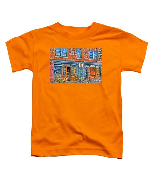 Java House Toddler T-Shirt