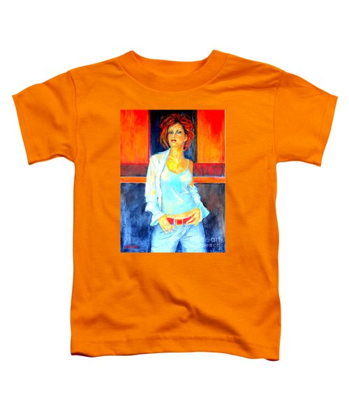 Jeans Toddler T-Shirt
