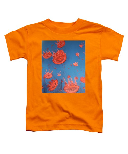 Jelly Fish Toddler T-Shirt