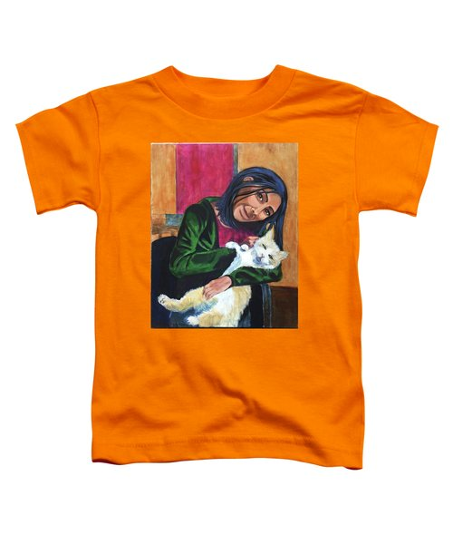 Jenny And Rogan Toddler T-Shirt