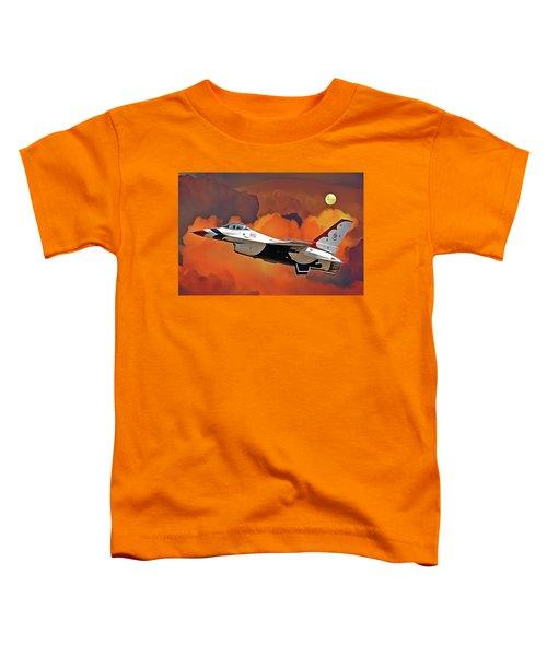 Jet Set Toddler T-Shirt
