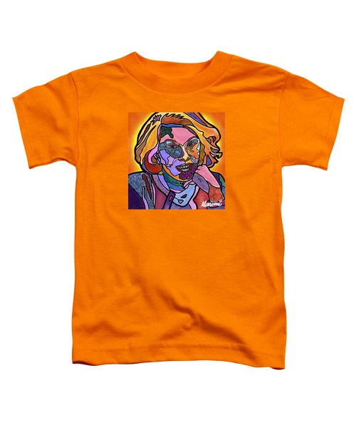 Joan Rivers Never A Fashole Toddler T-Shirt