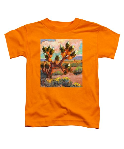 Joshua Tree Toddler T-Shirt