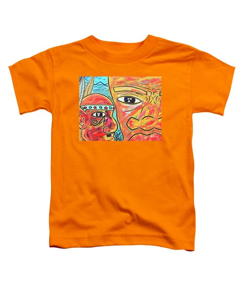 Journeys Ahead Toddler T-Shirt