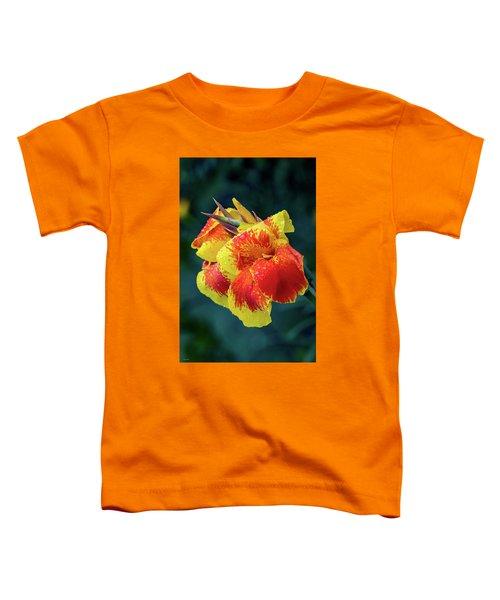 Jungle Flowers Toddler T-Shirt