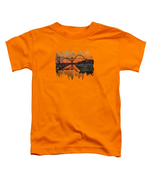 Just After Sunset  Toddler T-Shirt