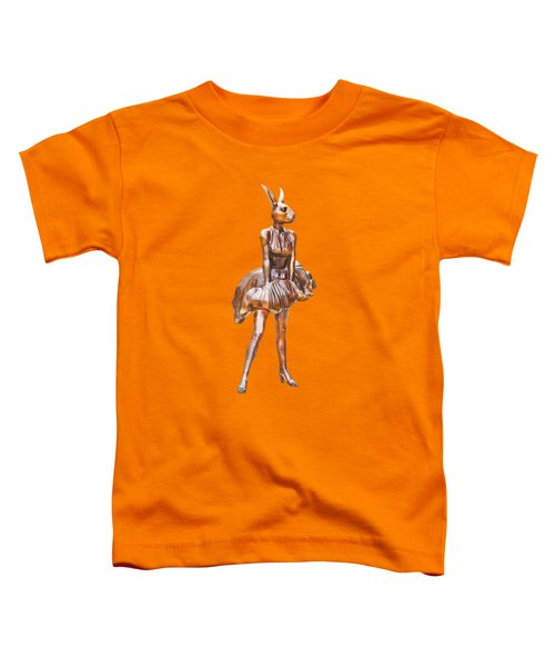 Kangaroo Marilyn Toddler T-Shirt