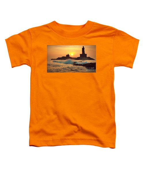 Kanyakumari / Cape Comorin Toddler T-Shirt